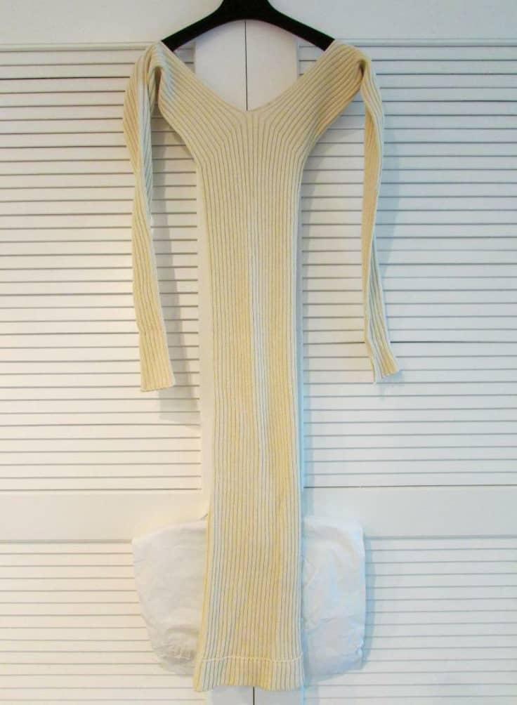 CELINE RIBBED KNIT DRESS_1