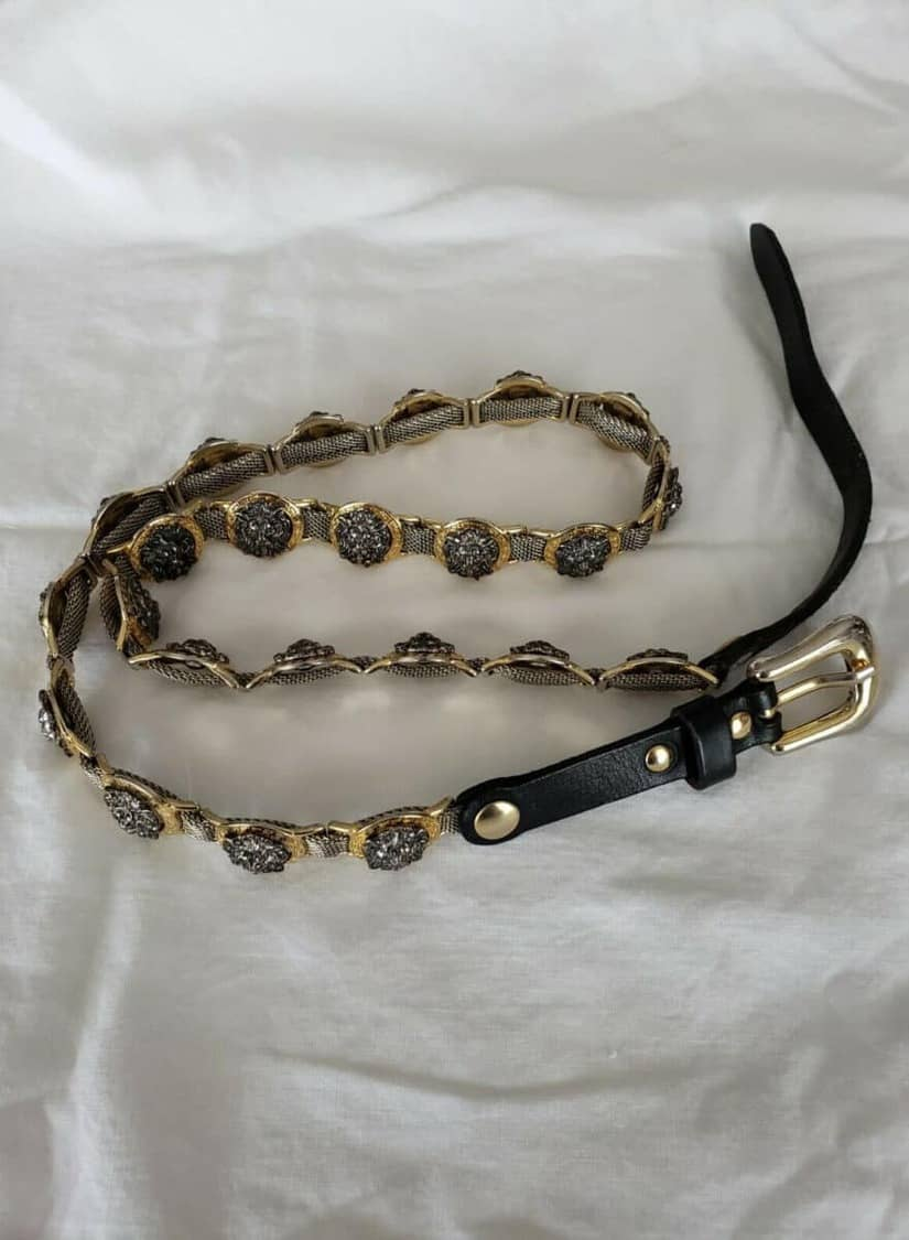 GIANNA VERSACE BELT