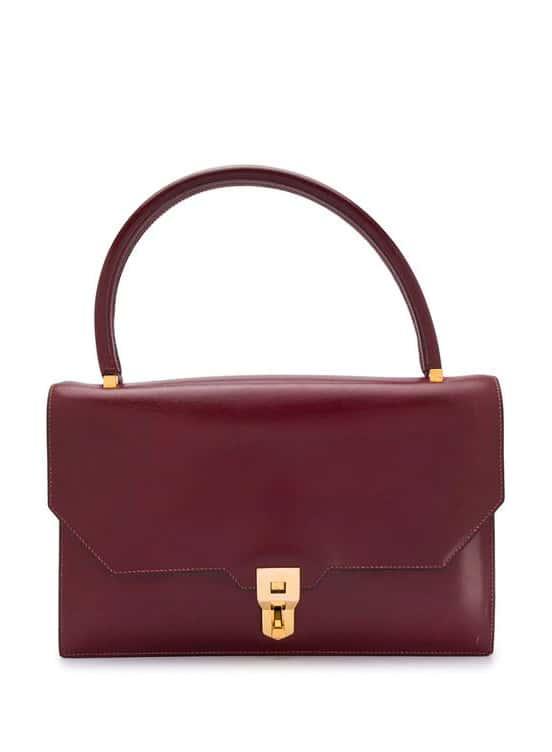 Hermès 1960s pre-owned Flap Tote Bag