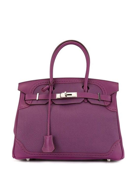 Hermès pre-owned Birkin 30 bag