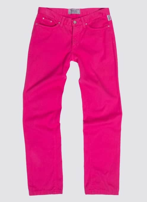 PINK VERSACE JEANS