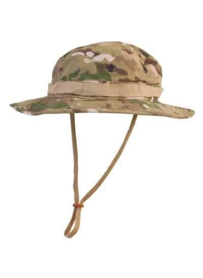 VINTAGE MILITARY JUNGLE HAT