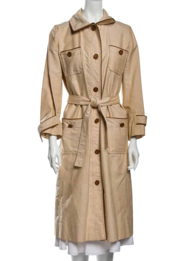 CELINE Vintage Trench Coat