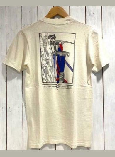 CHOUINARD EQUIPMENT CLIMBING T-Shirt
