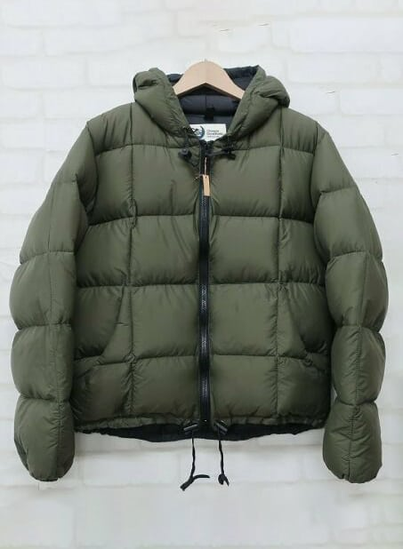 CRESCENT DOWN WORKS HOODED DOWN