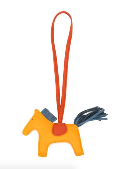 HERMES RODEO PM CHARM