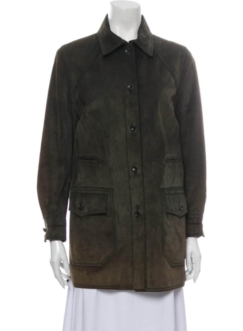 LOEWE Vintage Utility Jacket