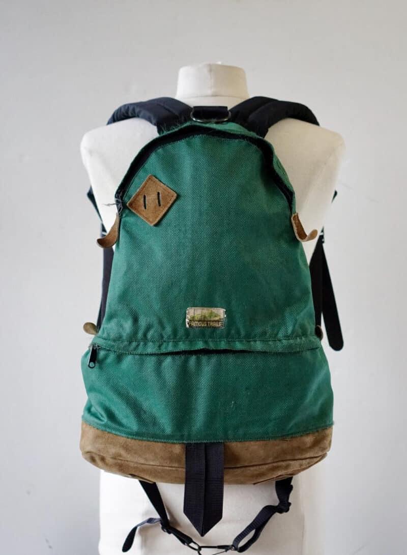 Nylon Famous Trails Teardrop Backpack