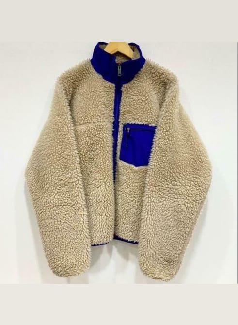 PATAGONIA CLASSIC RETRO CARDIGAN NATURAL2000 fleece jacket Size M Good Condition