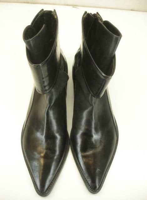 ROBERT CLERGERIE POINTED BOOT