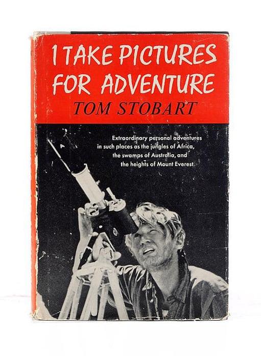 TOM STOBART PHOTOGRAPHY BOOK