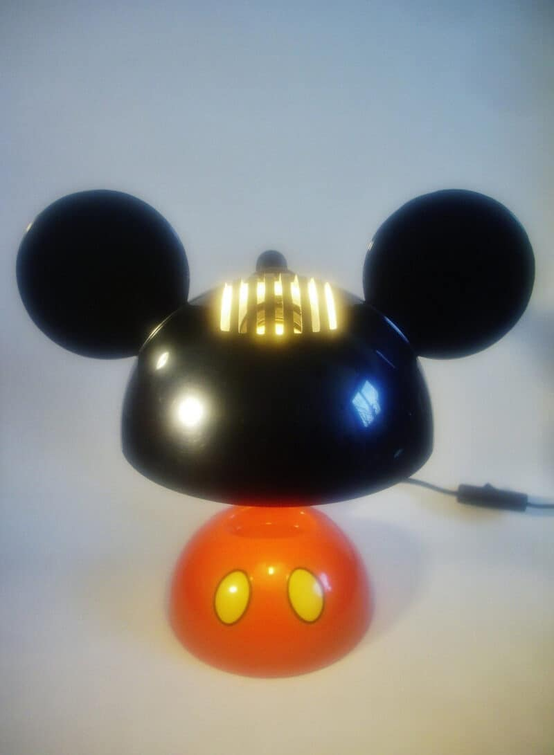 VINTAGE MICKEY MOUSE DESK LAMP