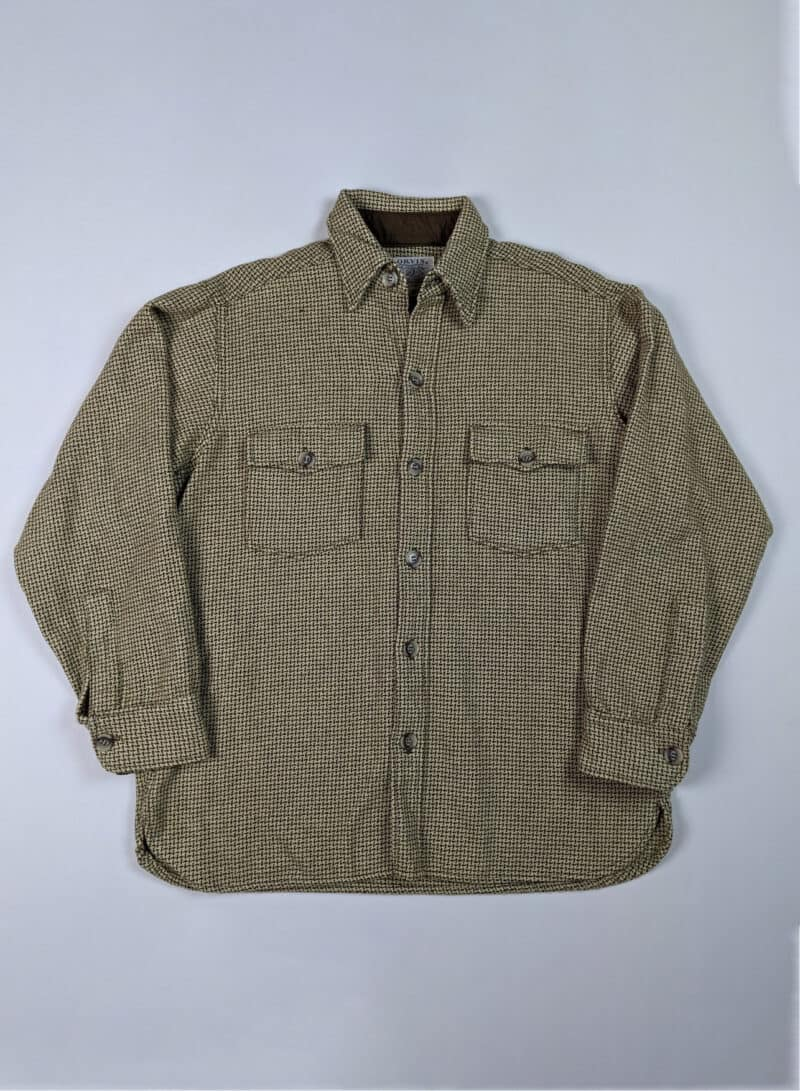 ORVIS BUTTON UP FISHING FLANNEL