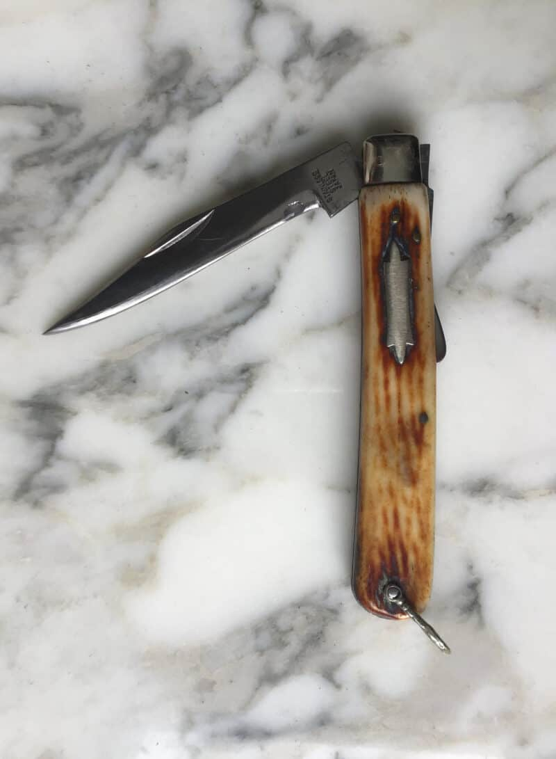 VINTAGE JAPANESE LOCK KNIFE