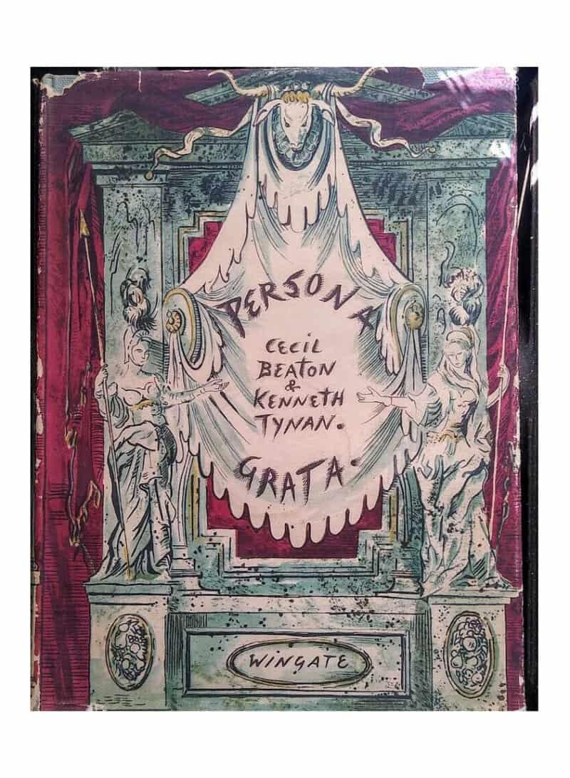 CECIL BEATON & KENNETH TYNAN PERSONA GRATA