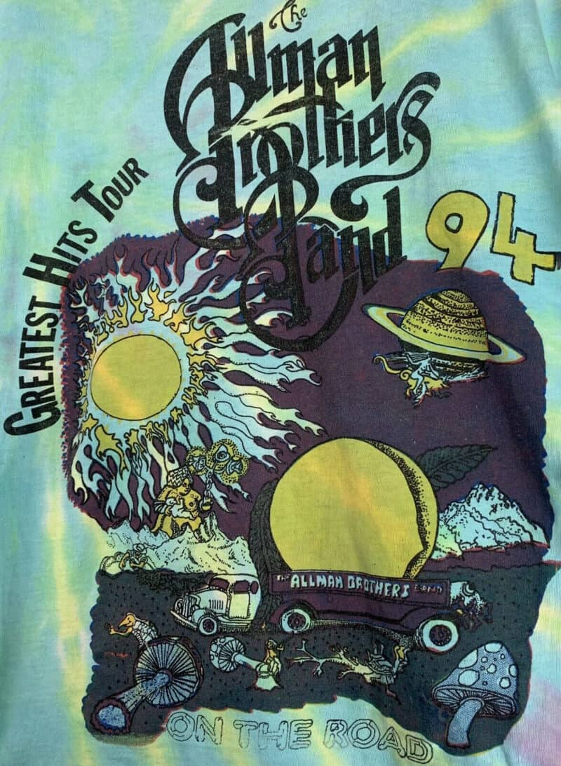 ALLMAN BROTHERS BAND 1994 2