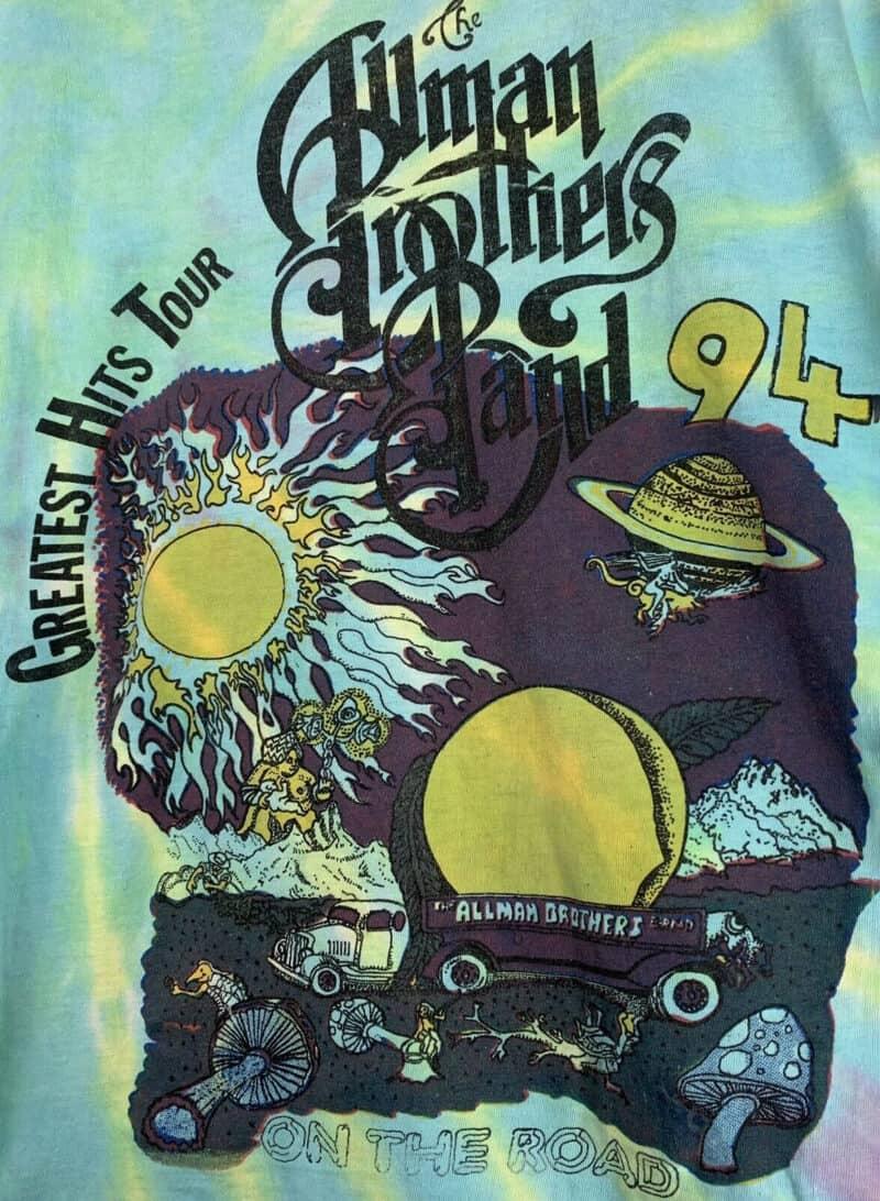 ALLMAN BROTHERS BAND 1994 2