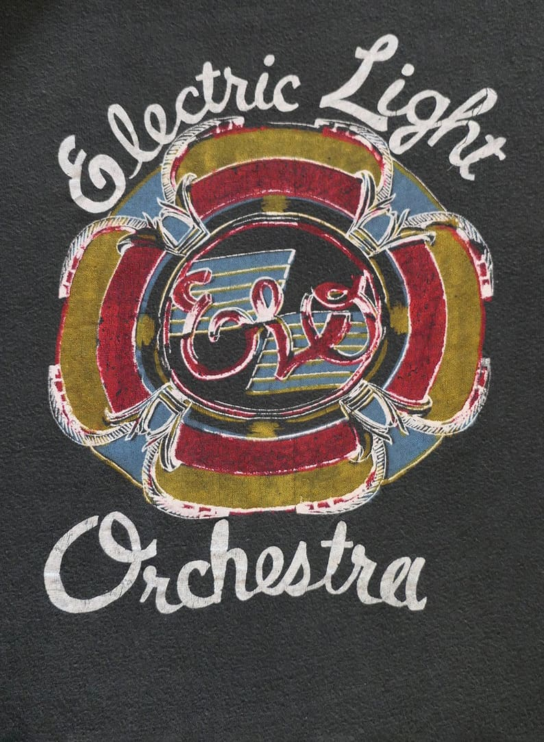 ELECTRIC LIGHT ORCHESTRA TEE 2