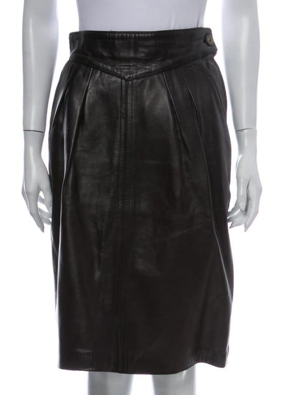 LOEWE Vintage Knee-Length Skirt