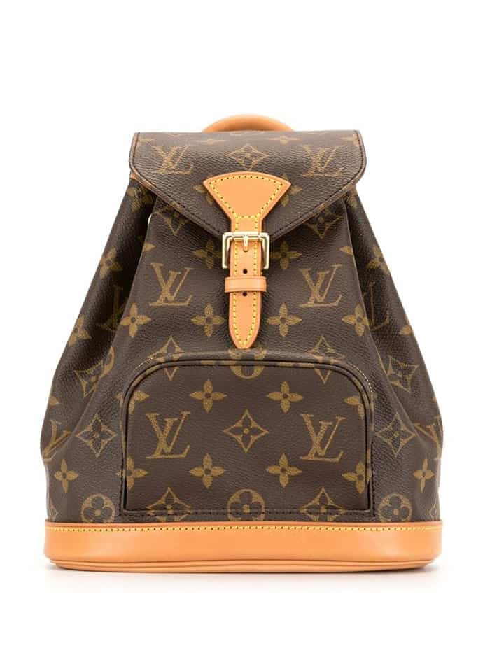 LOUIS VUITTON 1997 MONTSOURIS BACKPACK