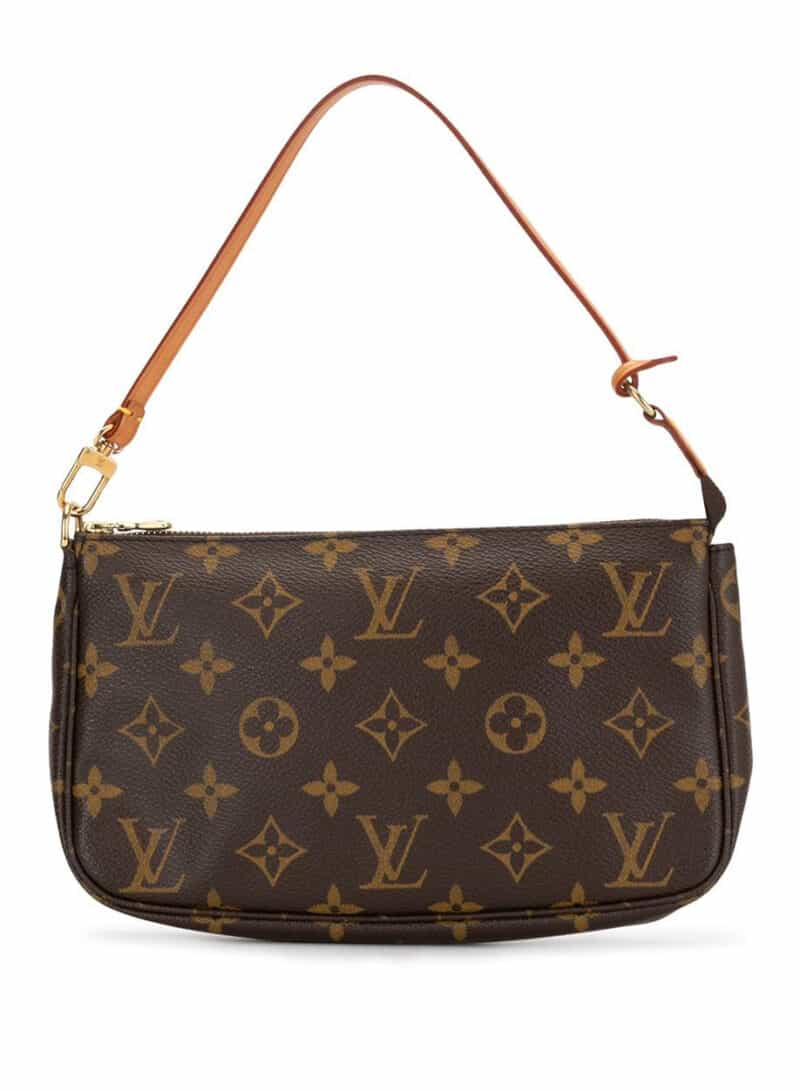 LOUIS VUITTON 2001 POCHETTE CLUTCH