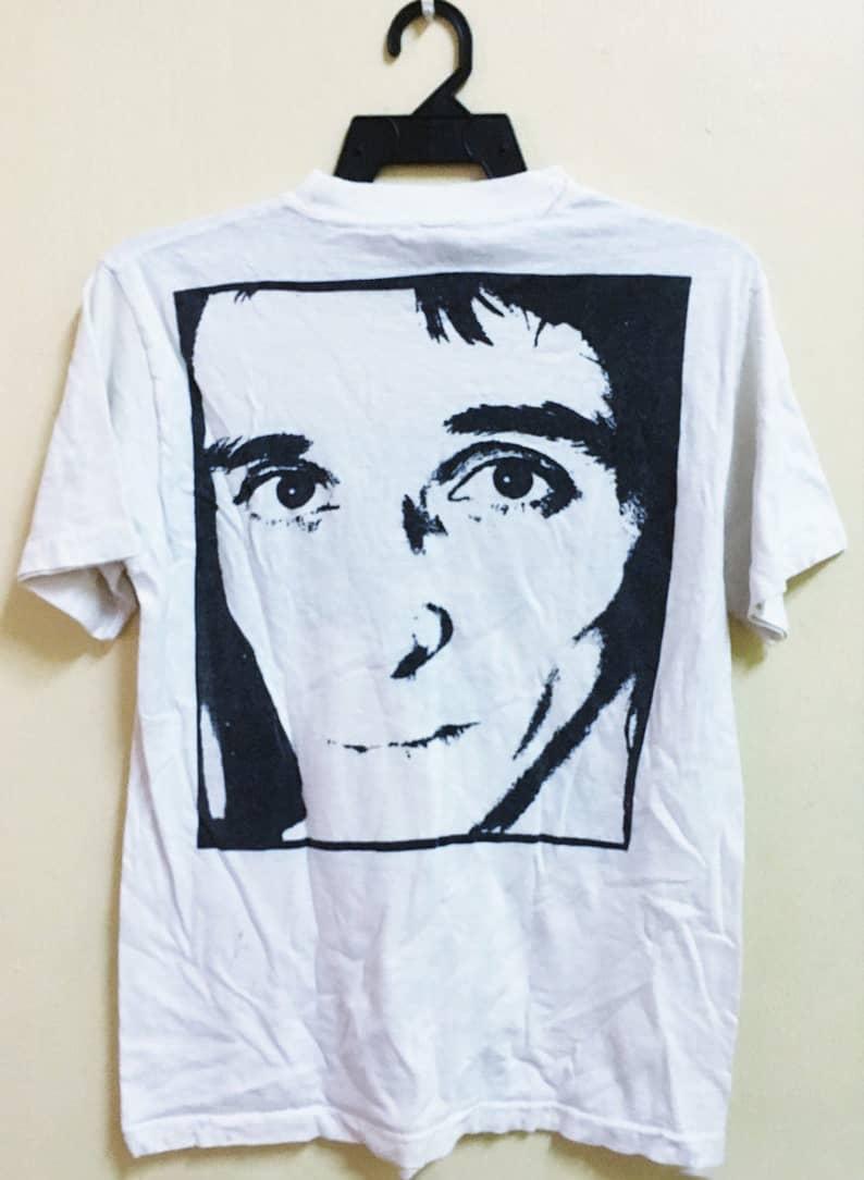 Vintage 70s JOHN CALE Punk Rock Tour Concert Promo T-shirt Velvet Underground 2