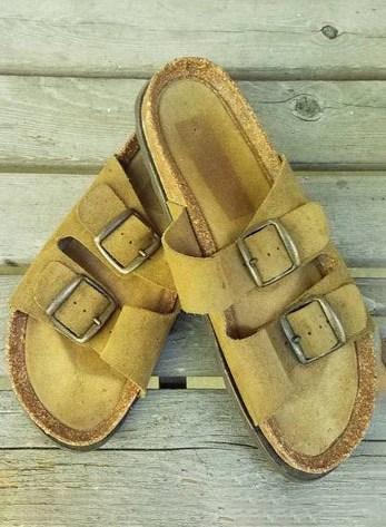 Like Birkenstock Style Sandals
