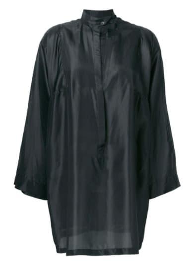 YSL oversized shirt