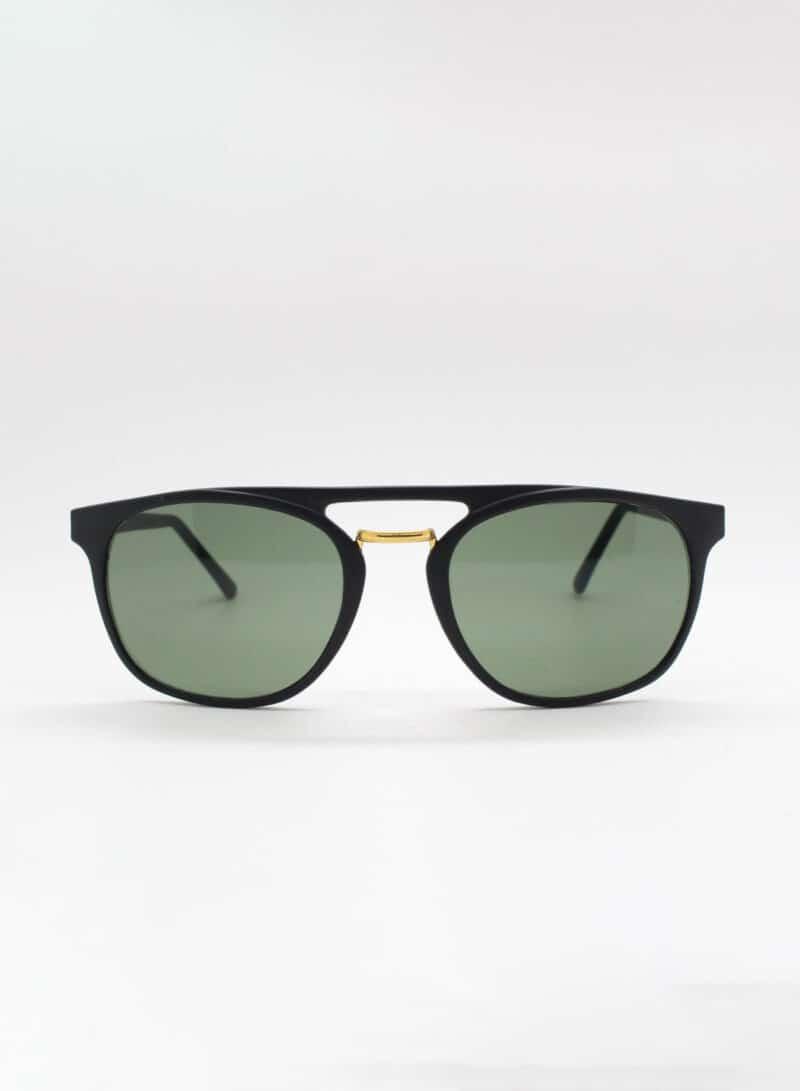 90s vintage double bridge sunglasses