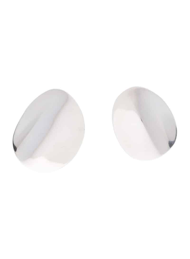 CELINE Petal Stud Earrings