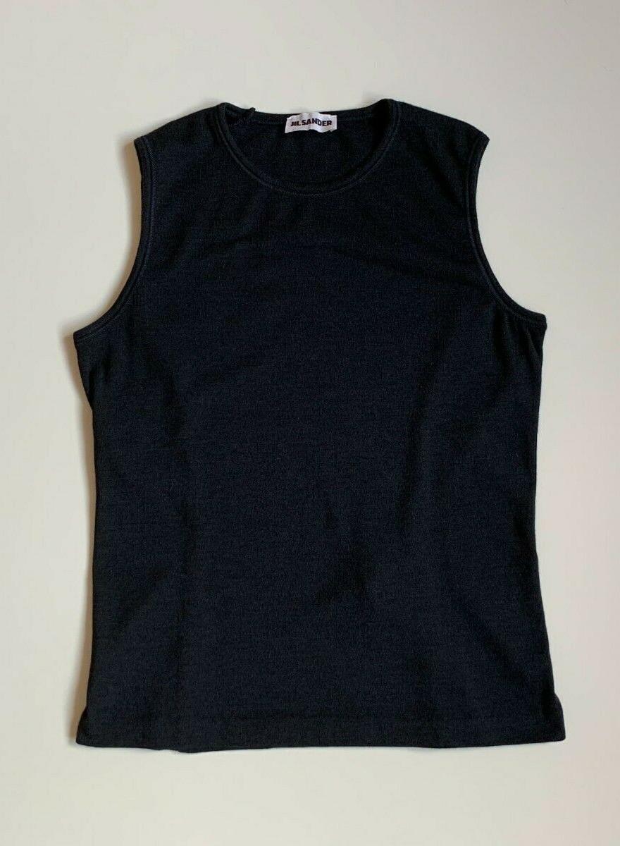 Jil Sander Cashmere : Silk Women's Tank Top Size S