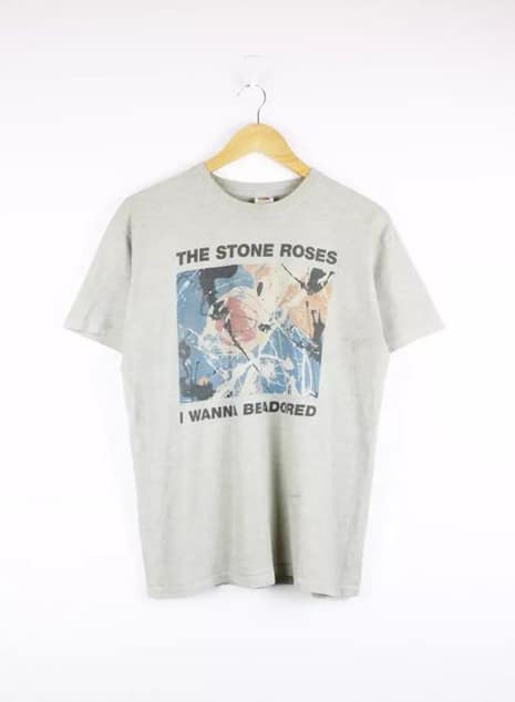Vintage The Stone Roses Tee