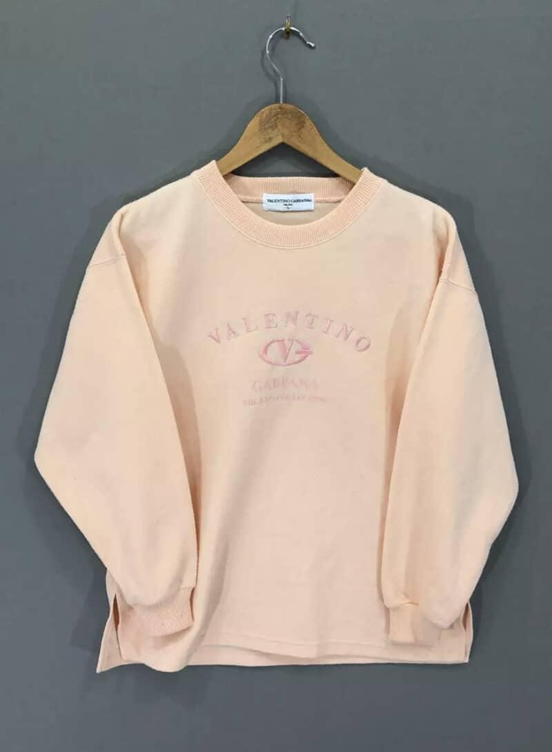 Vintage Valentino Gabbana Sweatshirt