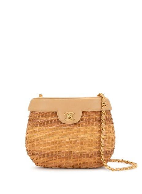 Chanel Pre-Owned 1998 Basket shoulder bag