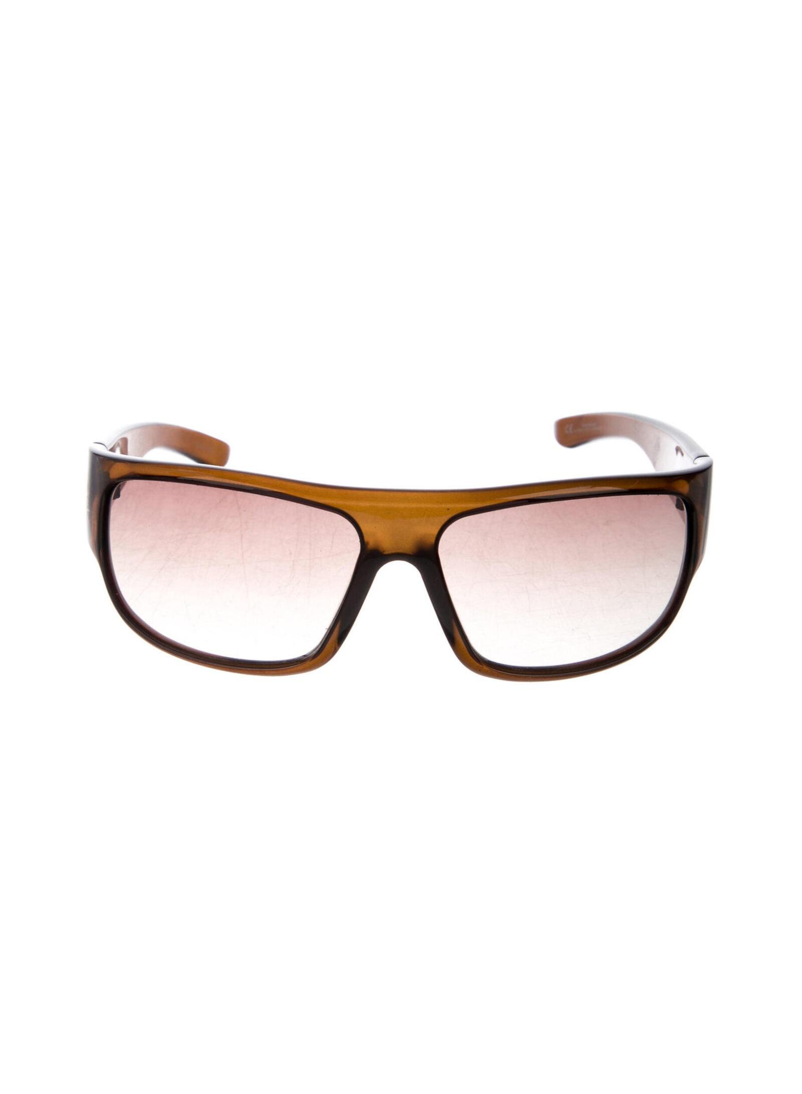 GUCCI Vintage Oversize Sunglasses