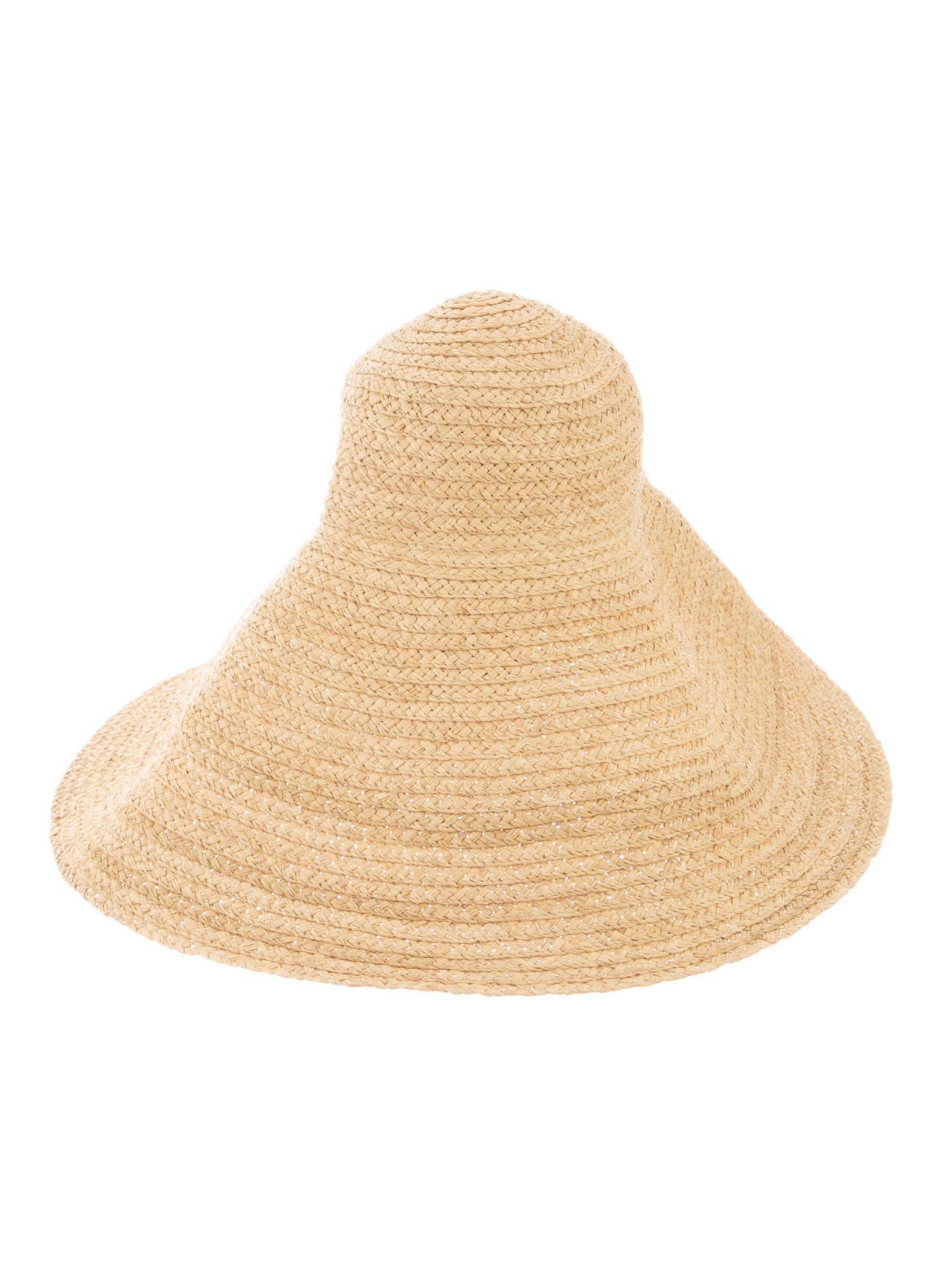 JACQUEMUS Wide-Brimmed Sun Hat