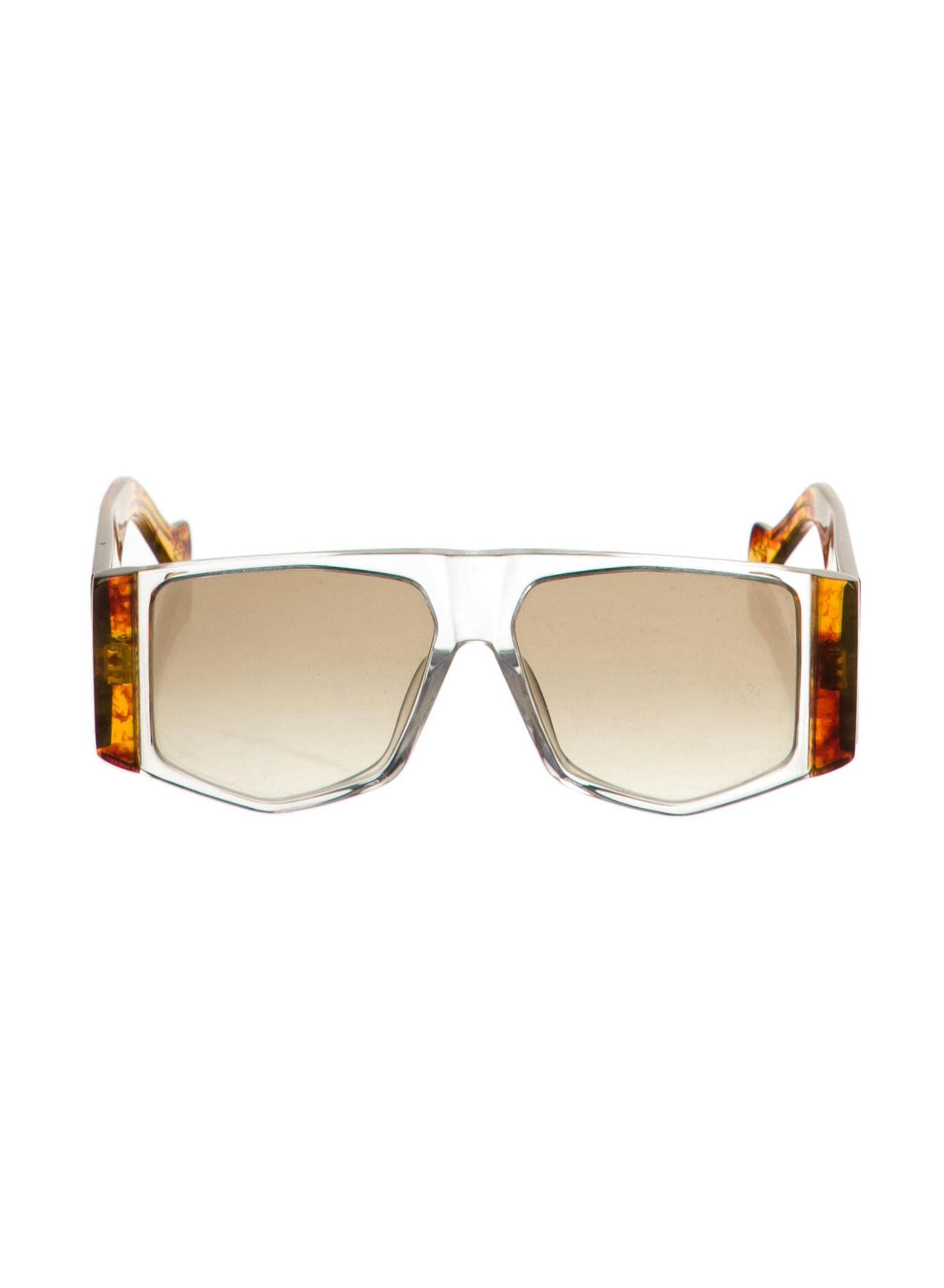 LOEWE Oversize Tinted Sunglasses