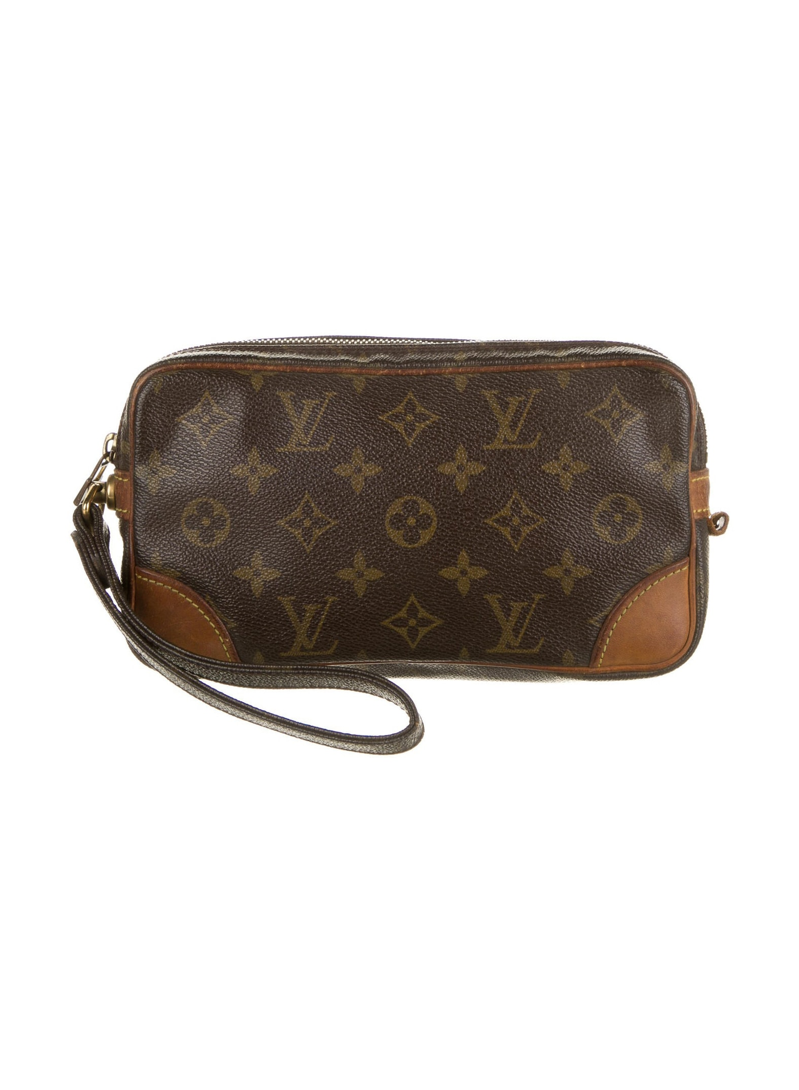 LOUIS VUITTON Vintage Monogram Marly Dragonne PM