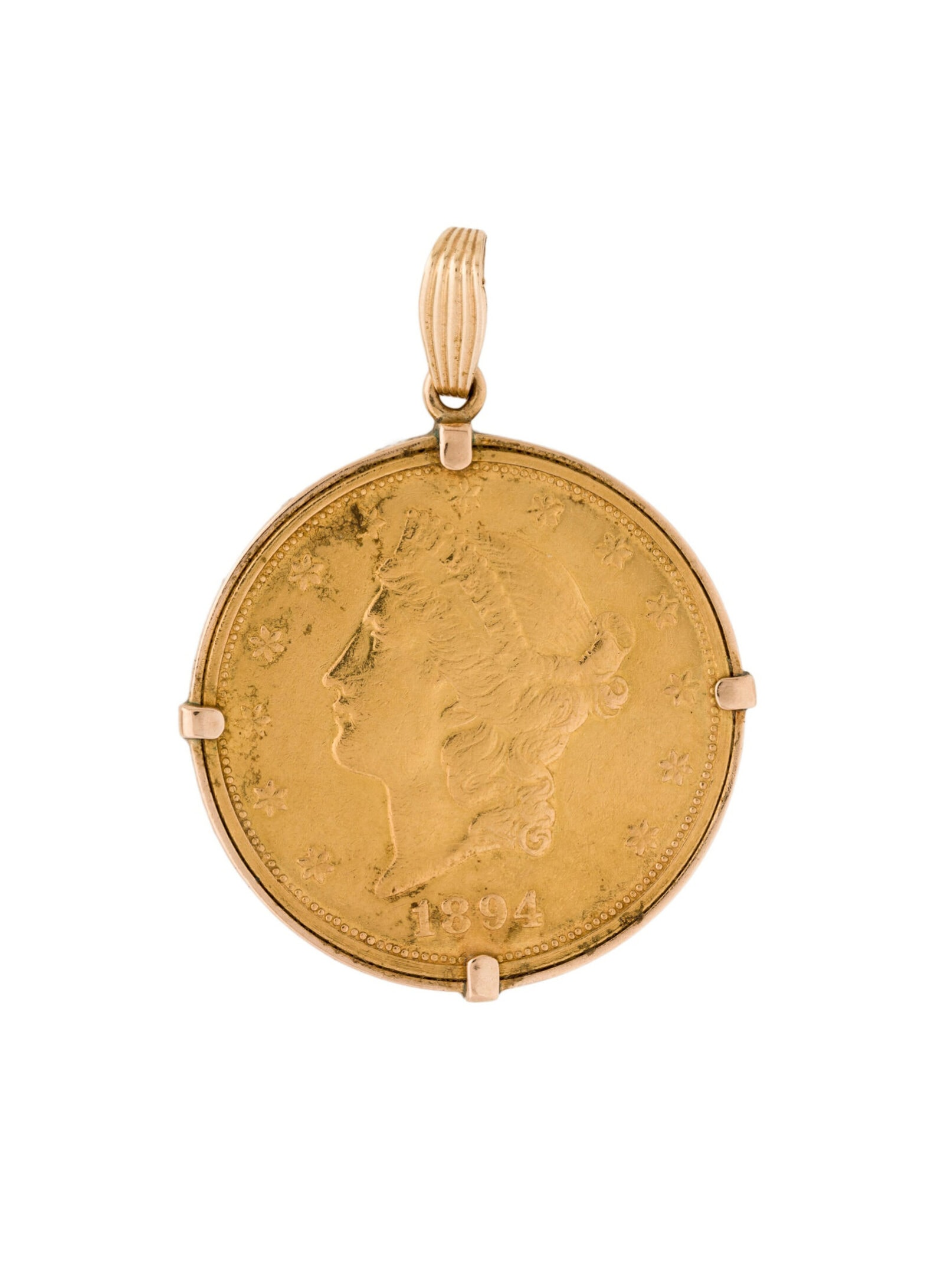 PENDANT Coin Pendant