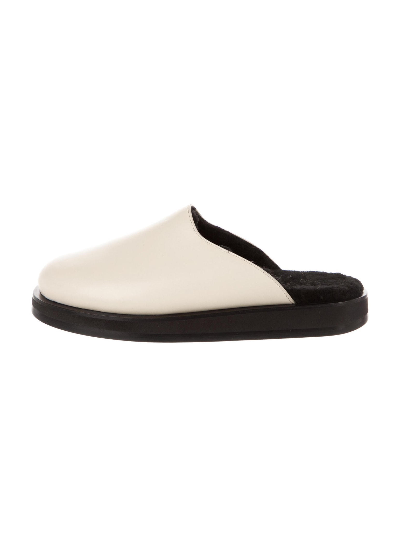 THE ROW Calfskin Mules w: Tags
