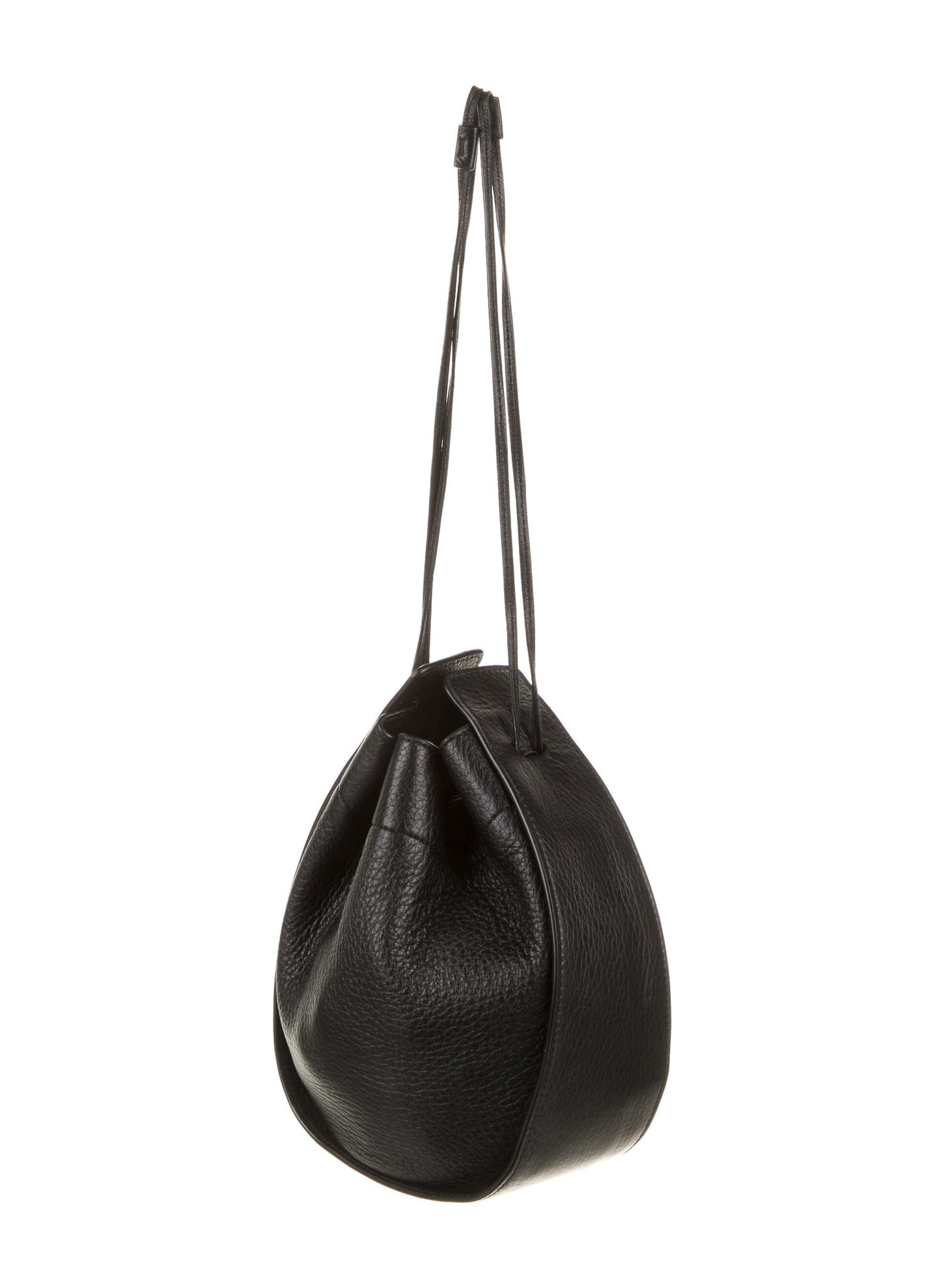THE ROW The Row Leather Bucket Bag