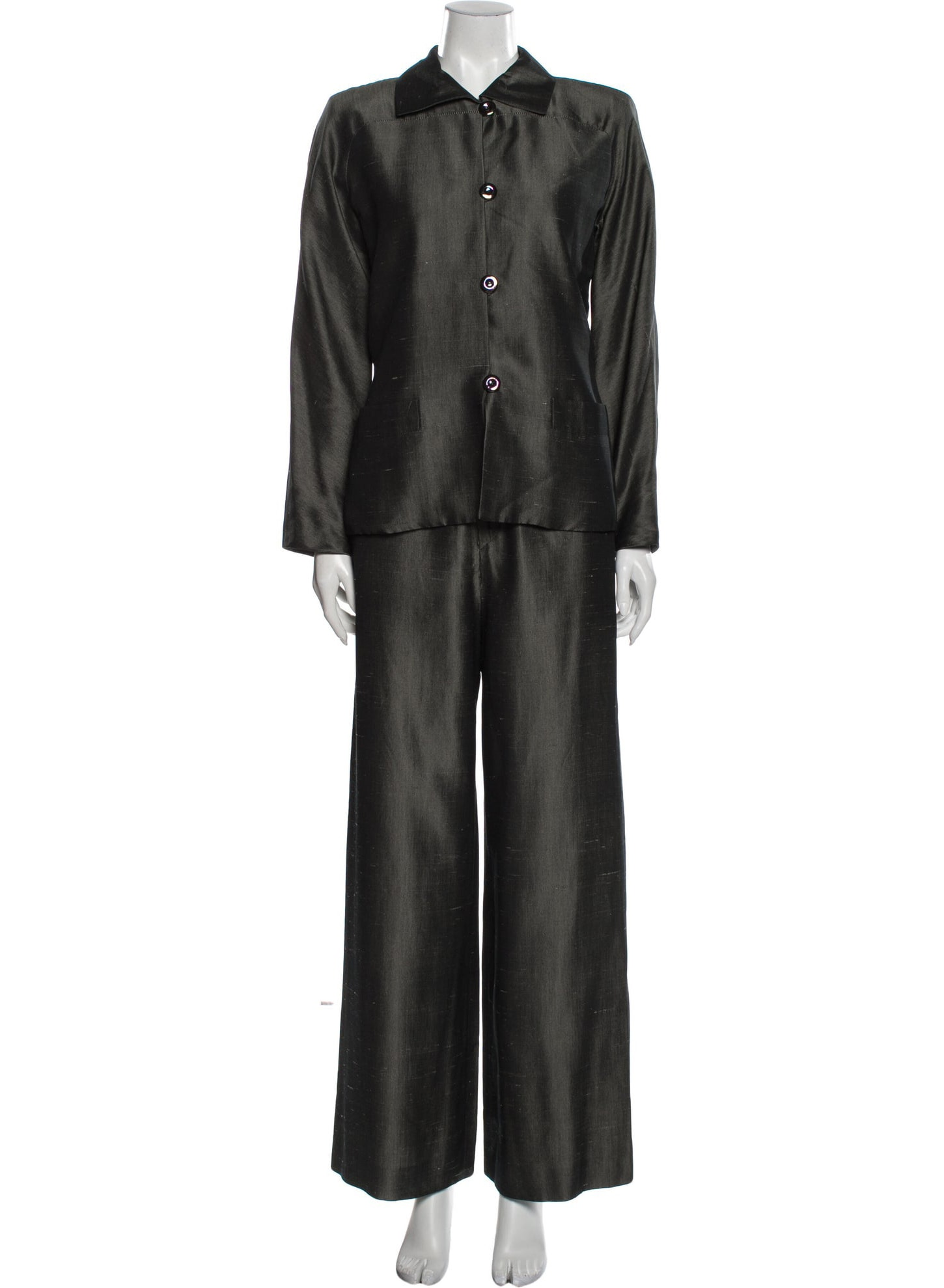 YVES SAINT LAURENT RIVE GAUCHE Vintage Pantsuit