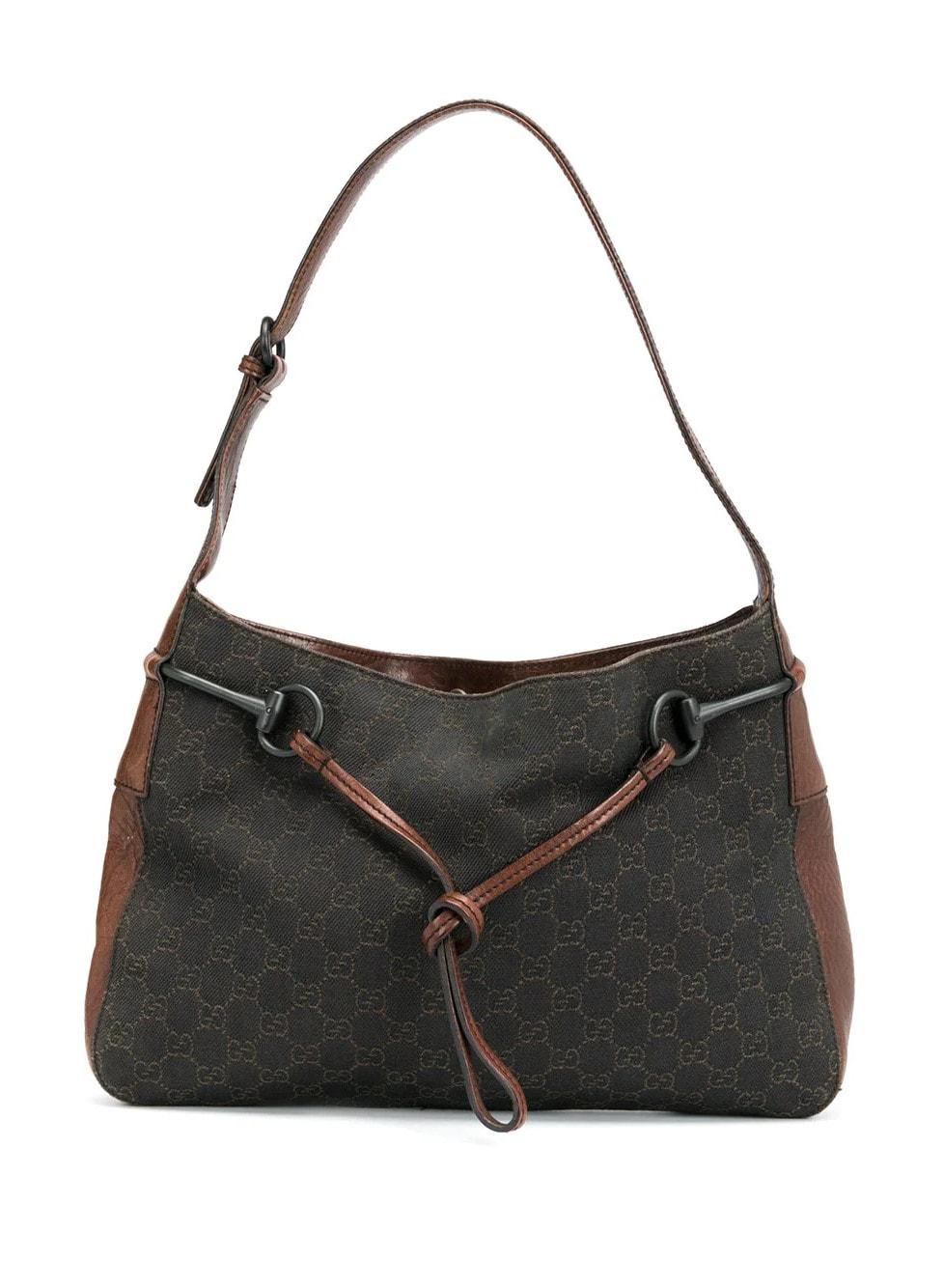 Gucci Pre-Owned GG Pattern Shoulder Bag - Farfetch
