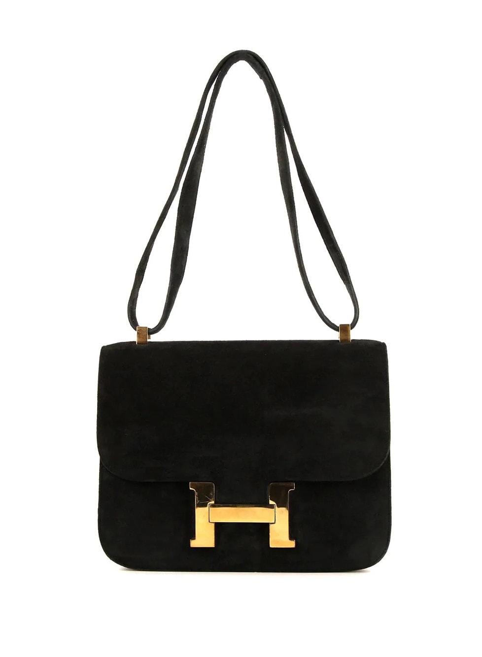 Hermès 1983 pre-owned Constance Shoulder Bag - Farfetch