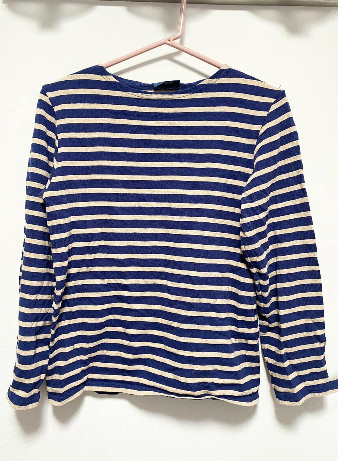 Saint James Striped Shirt Top Size XS