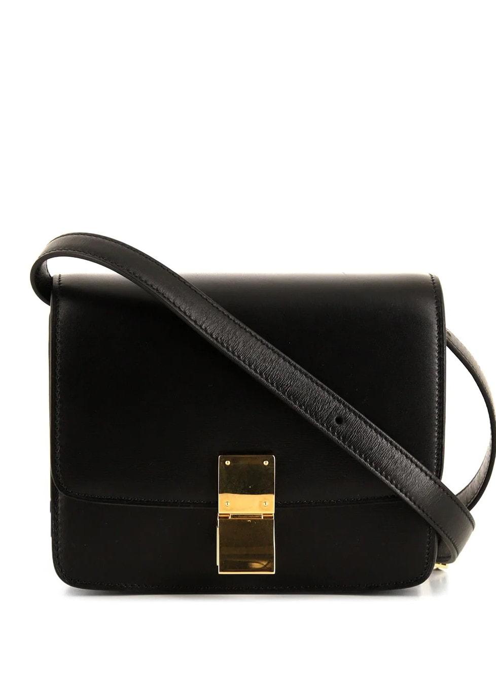 Céline Pre-Owned 2010s Small Classic Box Shoulder Bag - Farfetch