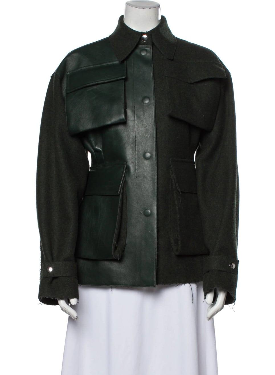 Wool Utility Jacket