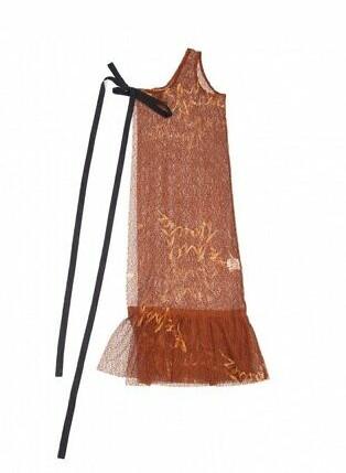 Jean-Paul GAULTIER FEMME Asymmetrical Sleeveless Shirt Size 40(K-96489)