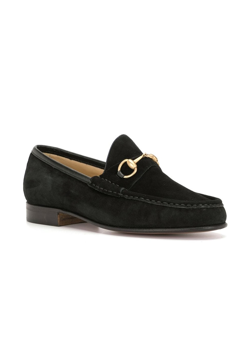 Gucci Pre-Owned 2000s Horsebit detail loafers