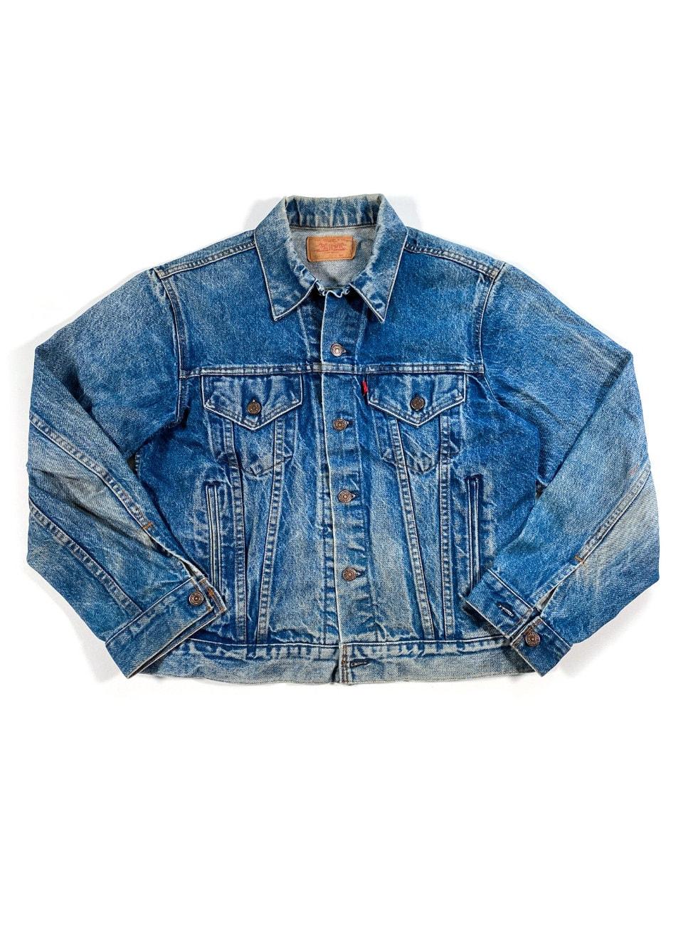 Vintage Levis denim jacket 80s levis jacket vintage levis jean jacket blue levis jacket levis cowboy jacket levis western coat levi strauss